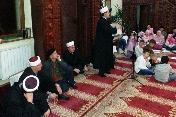 O fetvi u Gradskoj džamiji u Srebreniku