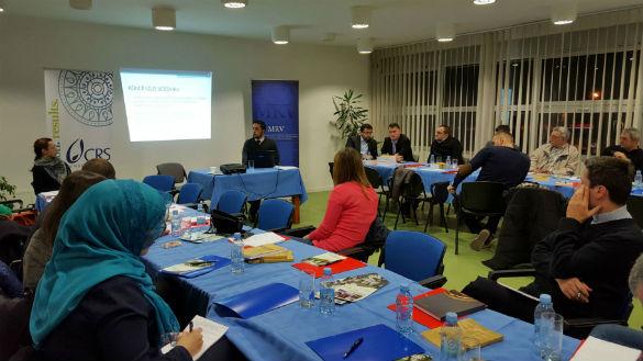 U Medresi održan seminar MRV-a