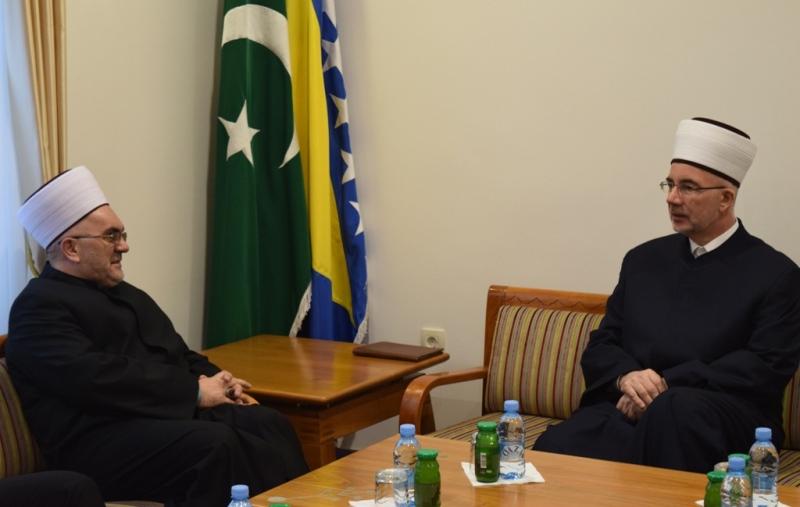 Muftije Dudić i Fazlović istaknuli važnost zajedništva muslimana