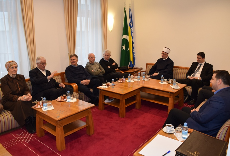Prijem za istaknute vakife Muftijstva tuzlanskog