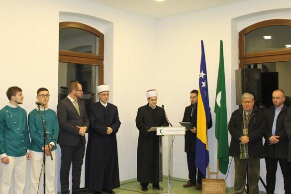 """Izložba """"Muzej posljednjeg Allahovog poslanika, Muhammeda a.s."""" u Brčkom"""