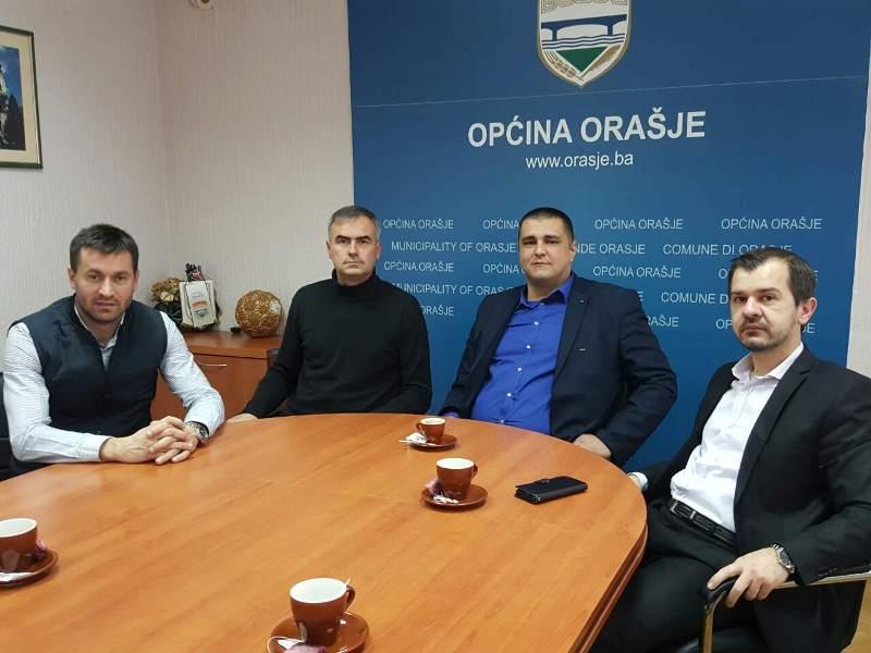 U Orašju dobra saradnja Medžlisa s općinskim vlastima