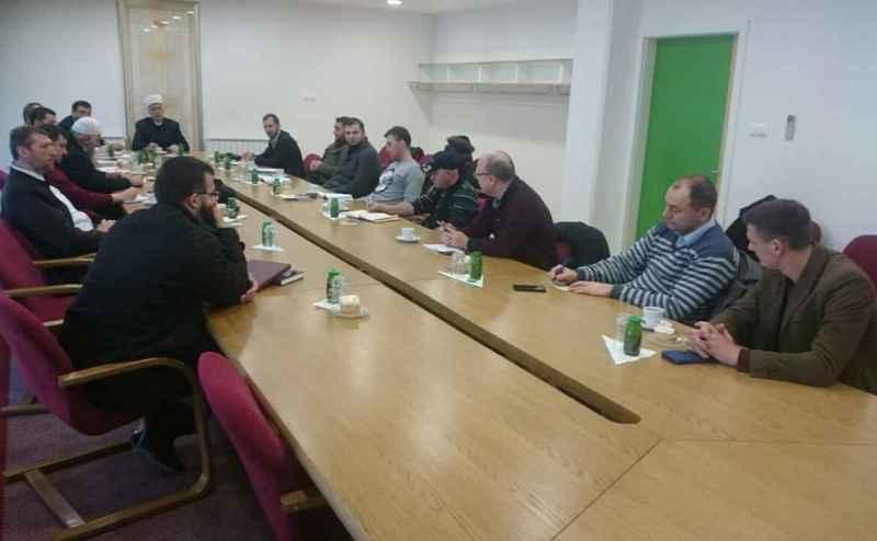 Unaprijediti saradnju nevladinih organizacija s Muftijstvom tuzlanskim