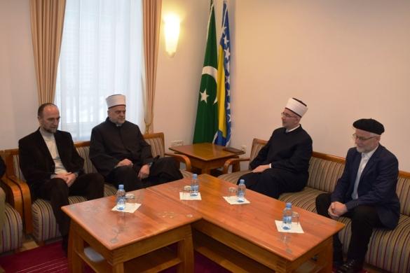 Saradnja Tuzlanskog i Bihaćkog muftijstva