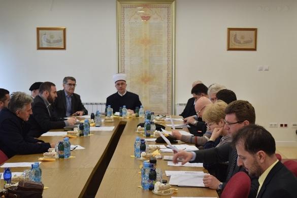 Održana druga sjednica Odbora za rekonstrukciju Behram-begove (Šarene) džamije