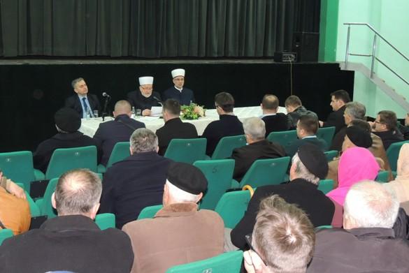 Dr. Cerić u Srebreniku: Živimo u najvećoj moralnoj krizi
