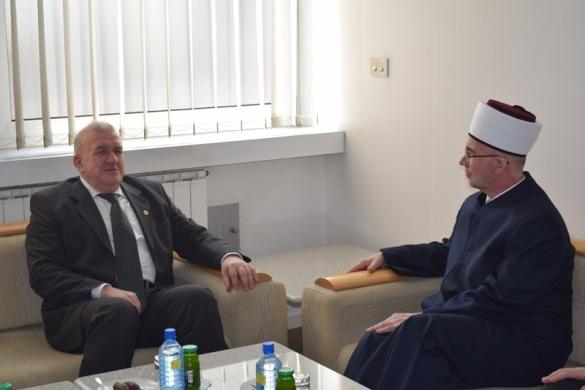 S generalom Dudakovićem obilježen Dan nezavisnosti