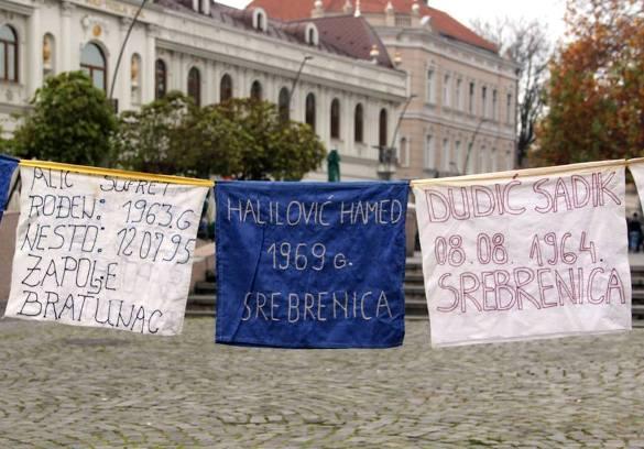 Uz majke Srebrenice svakog jedanaestog