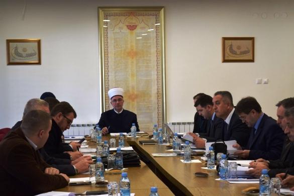 Zasjedao Savjet muftije tuzlanskog