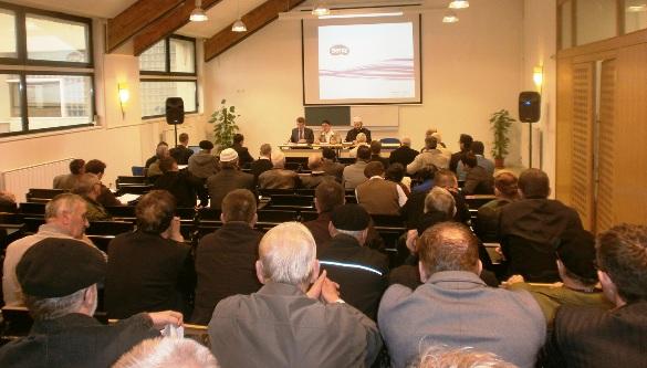 Održana sjednica Skupštine Medžlisa Tuzla