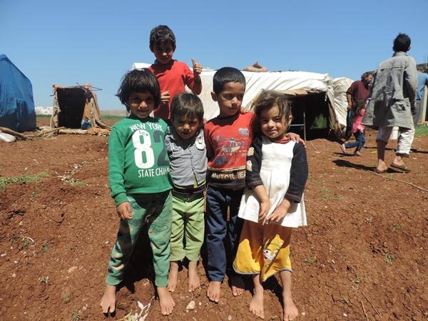 Pomoć stigla sirijskim izbjeglicama