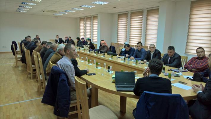 Seminar za imame i vjeroučitelje u Brčkom