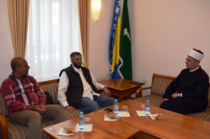 HO Rahma el-Alemijje iz Kuvajta i dalje uz muslimane u BiH