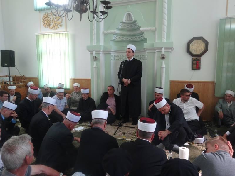Džamija u Škahovici u novom ruhu