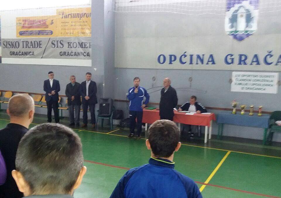 Sportski susreti Okružnog odbora Ilmijje