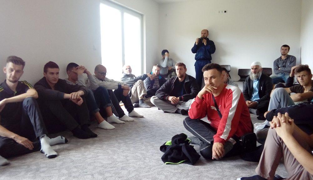 Sportski susreti i druženje povodom Dana džamija