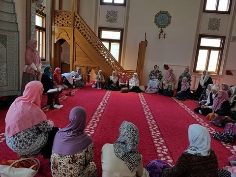 Ramazanski programi za džematlijke