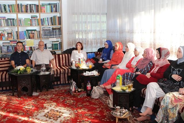 Druženje studentica sa područja Muftijstva tuzlanskog