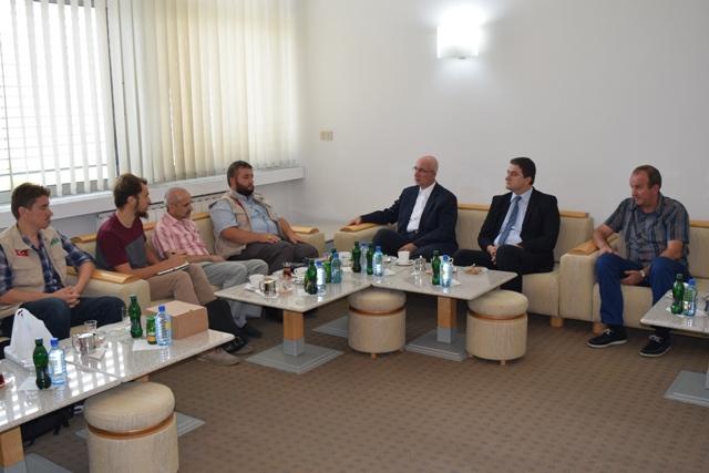 Predstavnici IHH iskazali zahvalnost muslimanima BiH za pomoć koju su uputili sirijskom narodu