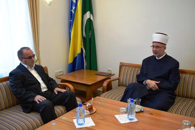 Razgovarano o projektima Instituta za društvena i religijska istraživanja u Tuzli