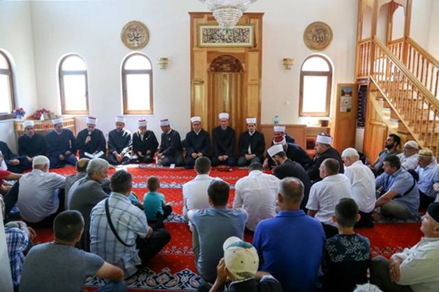 Obilježena druga godišnjica od izgradnje nove džamije u Cerskoj