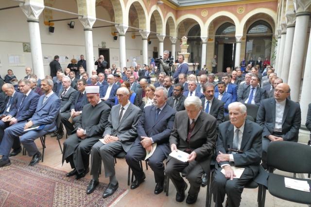 Svečano obilježeno 40 godina Fakulteta islamskih nauka u Sarajevu