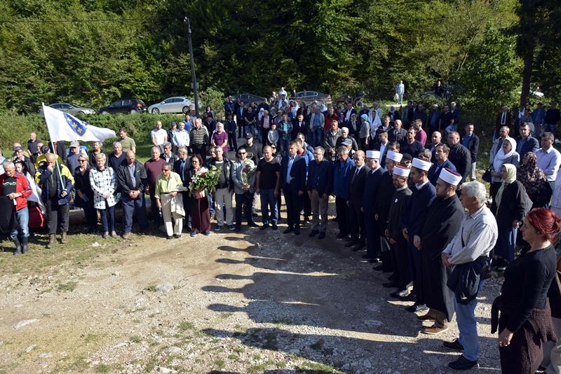 Obilježena 25. godišnjica od zločina počinjenih u logoru Sušica