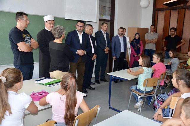Ministar Ramić posjetio medžlise Odžak i Modriča