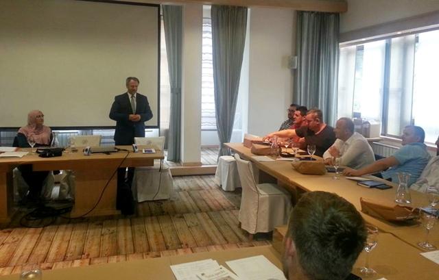 Održan seminar za koordinatore za saradnju sa nevladinim organizacijama
