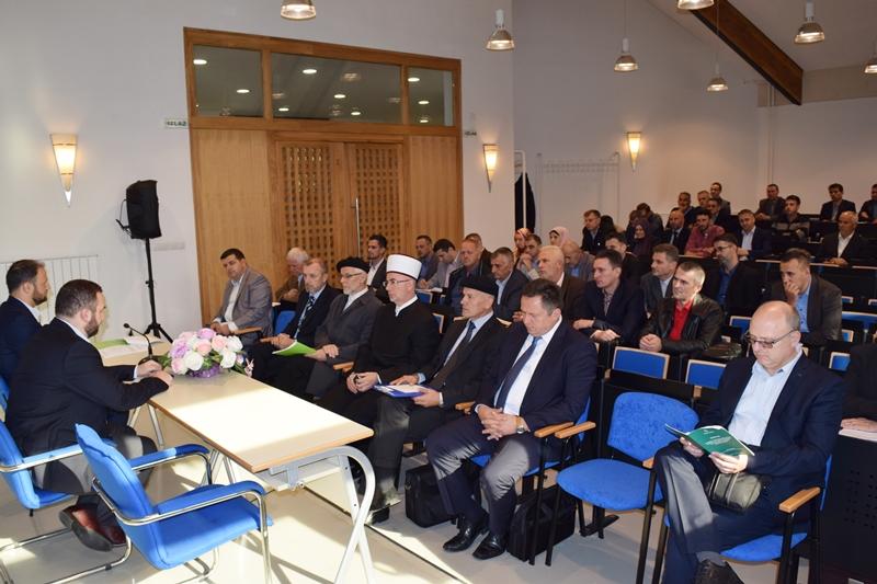 Seminar o administrativno-pravnom radu organizacionih jedinica Islamske zajednice