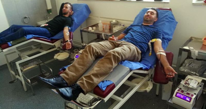 Akcija dobrovoljnog darivanja krvi u Brčkom