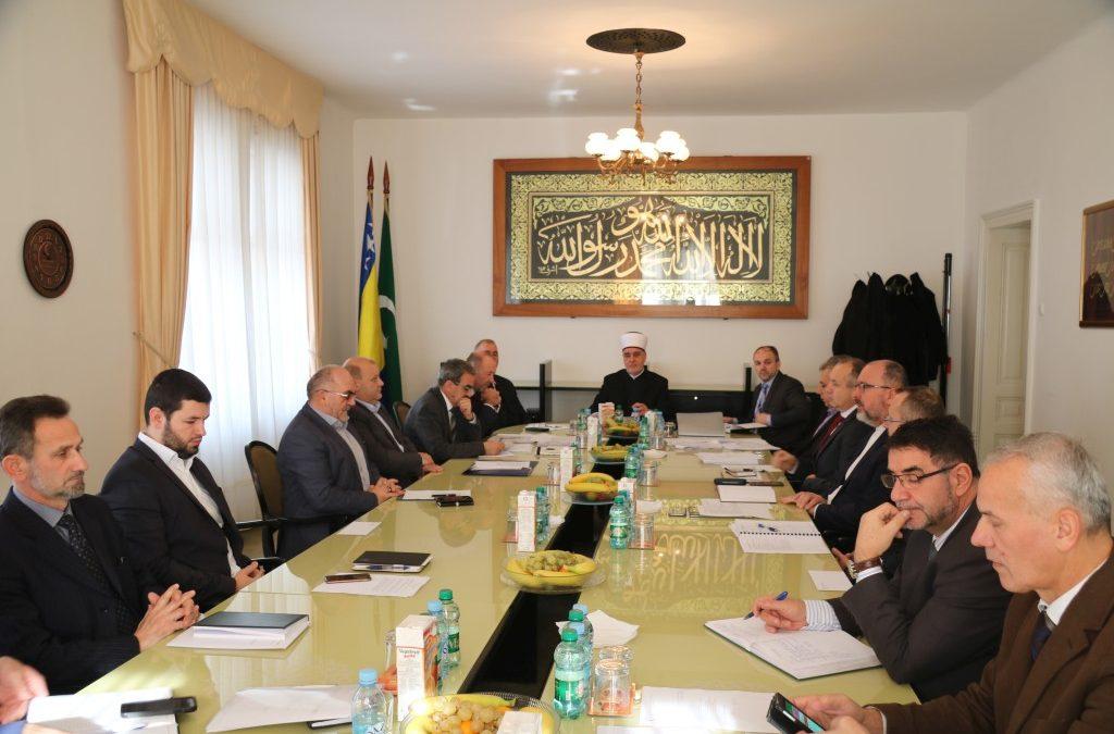 Održana 14. redovna sjednica Vijeća muftija
