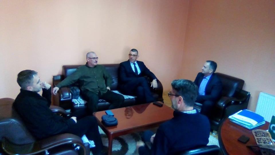 Dobra saradnja medžlisa i općine u Srebreniku