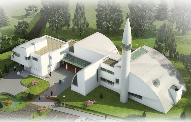 Prezentovan projekat džamije sa edukativnim centrom u kalesijskom naselju Dubnica
