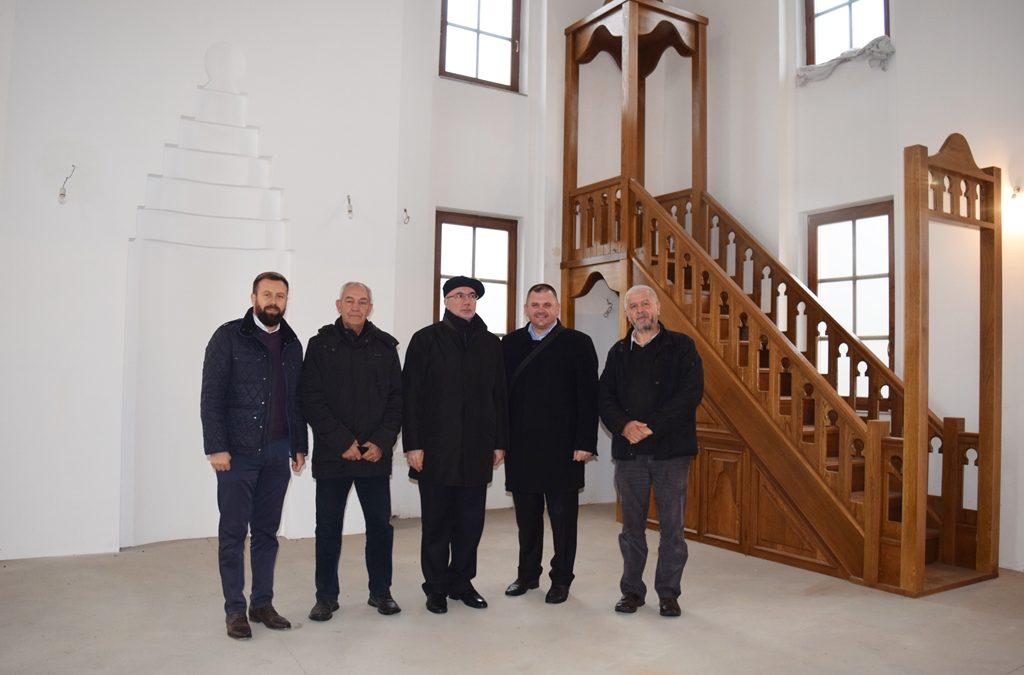 U završnoj fazi obnova džamije Ahmed-age Krpića u Bijeljini