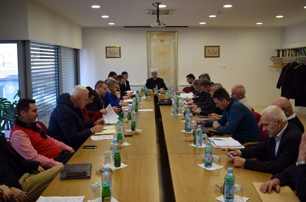 Održana redovna sjednica Savjeta Muftijstva tuzlanskog