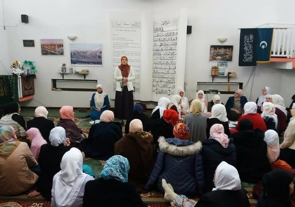 Mevlud za žene u Srebreniku