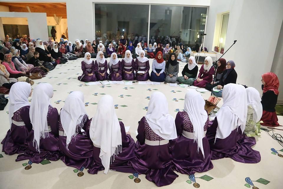 Mevlud za žene u Behram-begovoj medresi