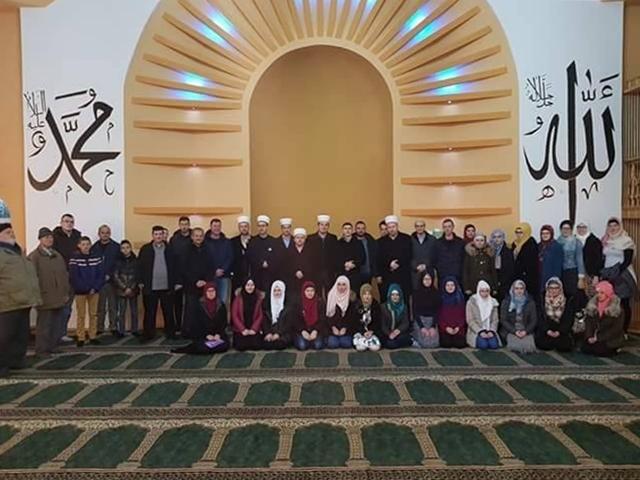 O obrazovanju, moralu, povjerenju i dobročinstvu na mevludu za mlade u džematu Ćehaje (MIZ Srebrenik)