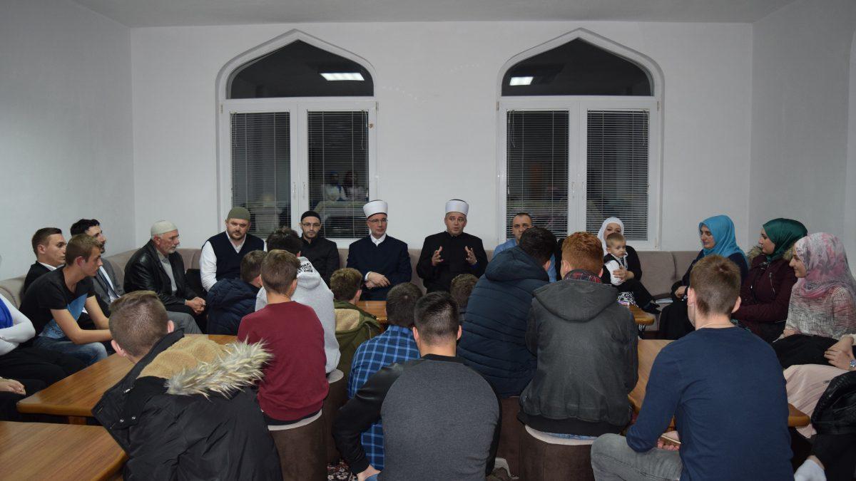Muftija Vahid-ef. Fazlović prisustvovao svečanom otvorenju Omladinskog centra Medžlisa IZ-e Janja
