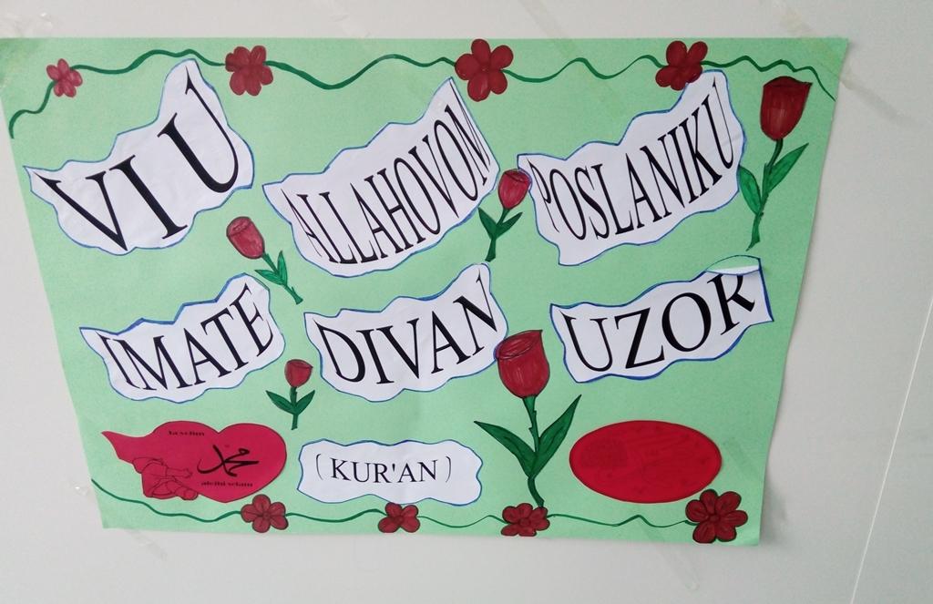 Osnovci u Tinji pripremili program povodom rođenja Muhammeda a.s.
