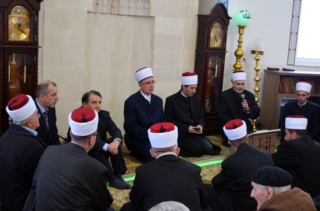 Mevlud u Islamskom centru u Banovićima