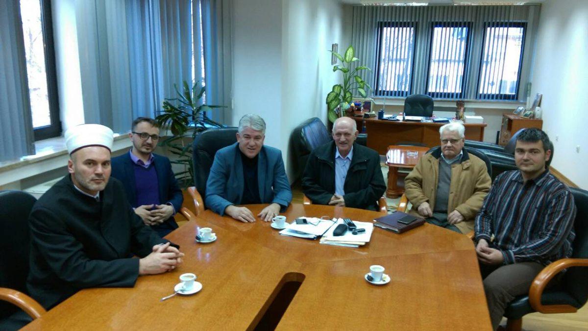 Posjeta načelniku Opštine Modriča