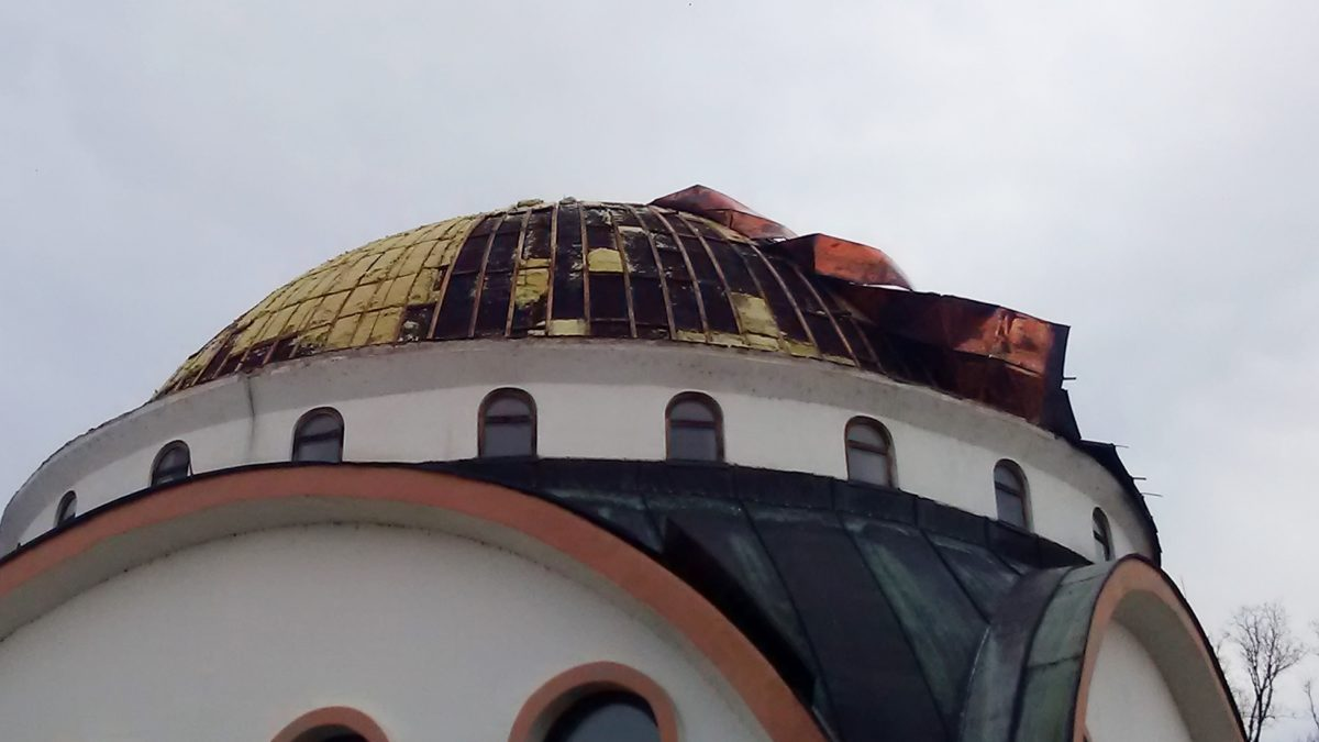 Velika šteta na džmijama u Priluku, Tuholju i Treštenici