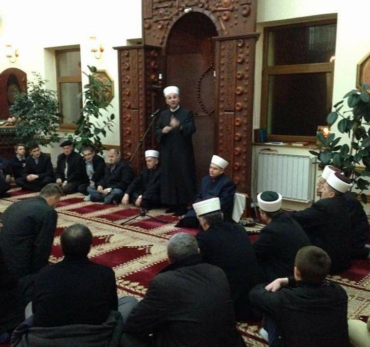 Katedra tefsira i hadisa i druženje u Srebreniku