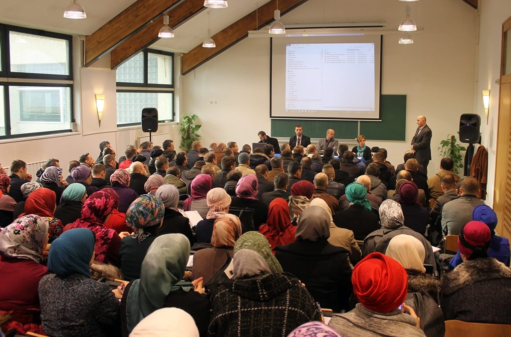 Održan seminar za vjeroučitelje sa područja Muftiluka tuzlanskog