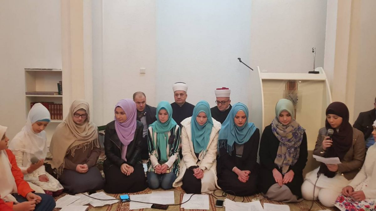 Obilježena dvadeseta godišnjica džemata Čaršijska džamija u Kalesiji