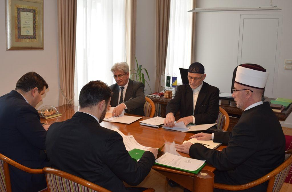 Održana konstituirajuća sjednica Muftijstva tuzlanskog