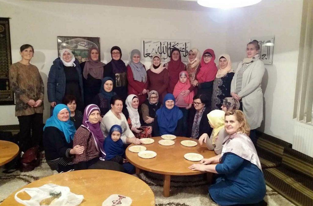 Dan hidžaba obilježen u Srebreniku