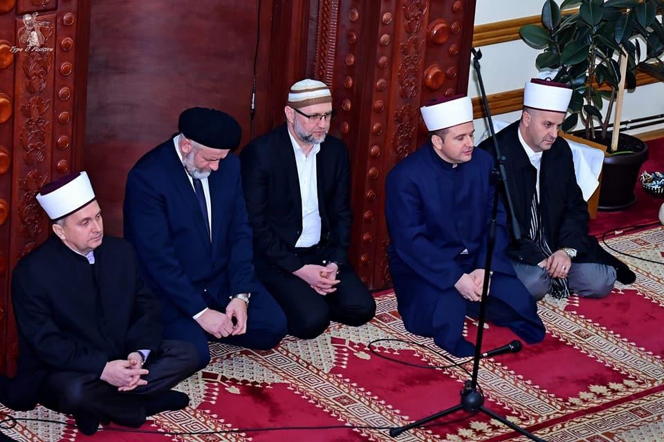 Nezim-ef. Halilović održao predavanje u Srebreniku